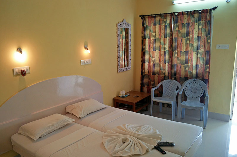 Williams Beach Retreat, Goa - Non AC Room